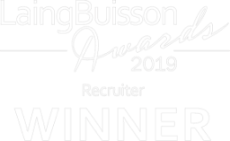 LaingBuisson Awards 2019 Recruiter Winner